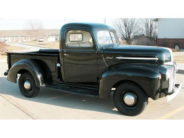 1942 Ford Pickup (CC-1464823) for sale in Cadillac, Michigan