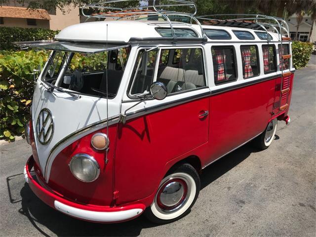 1965 Volkswagen Vanagon (CC-1464824) for sale in Boca Raton, Florida