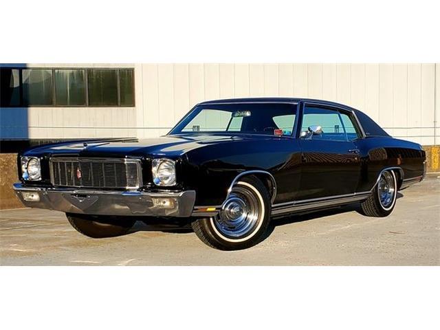 1971 Chevrolet Monte Carlo (CC-1464832) for sale in Carlisle, Pennsylvania