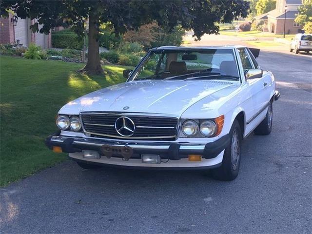 1988 Mercedes-Benz 560SL (CC-1464837) for sale in Cadillac, Michigan