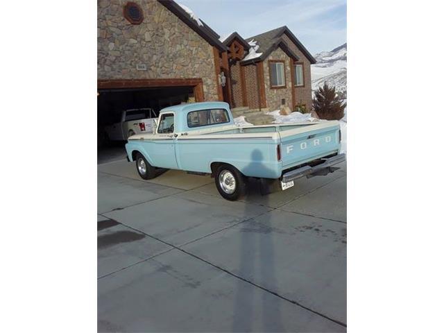 1964 Ford F250 (CC-1464843) for sale in Cadillac, Michigan