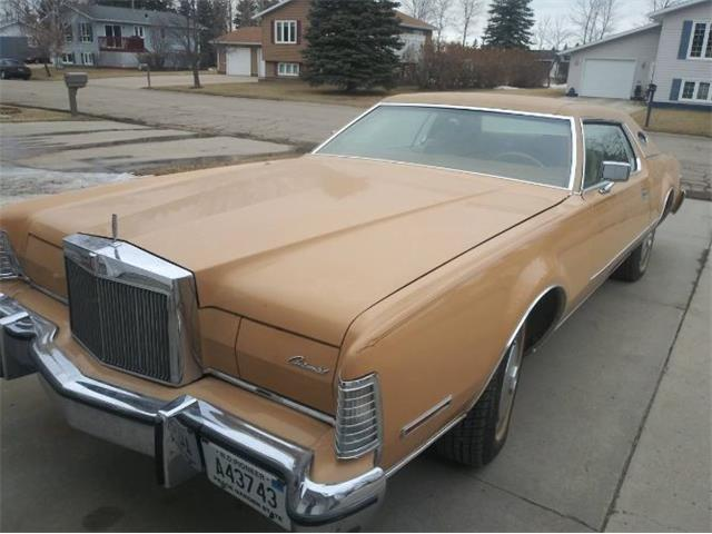 1974 Lincoln Continental (CC-1464848) for sale in Cadillac, Michigan