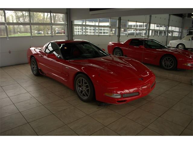 2001 Chevrolet Corvette (CC-1464849) for sale in St. Charles, Illinois