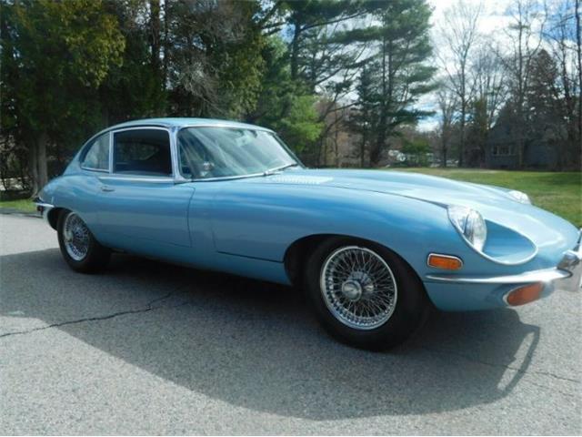 1969 Jaguar E-Type (CC-1464853) for sale in Cadillac, Michigan