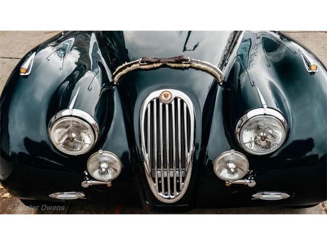 1952 Jaguar XKR (CC-1464856) for sale in Cadillac, Michigan