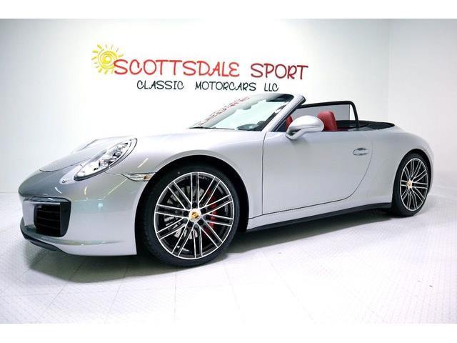 2017 Porsche 911 Carrera 4S (CC-1464857) for sale in Scottsdale, Arizona