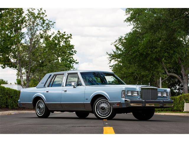 1986 Lincoln Town Car (CC-1464860) for sale in Orlando, Florida