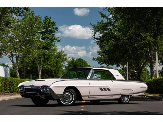 1963 Ford Thunderbird (CC-1464862) for sale in Orlando, Florida