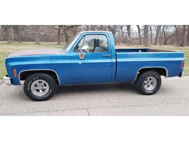 1976 GMC Sierra (CC-1464863) for sale in Cadillac, Michigan