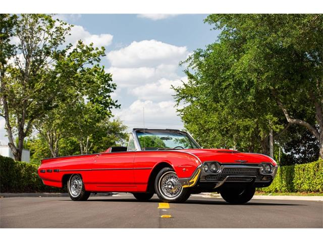 1962 Ford Thunderbird (CC-1464874) for sale in Orlando, Florida