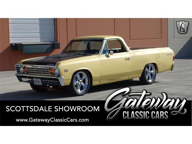 1967 Chevrolet El Camino (CC-1460488) for sale in O'Fallon, Illinois
