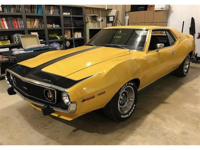 1974 AMC AMX (CC-1464883) for sale in orlando, Florida