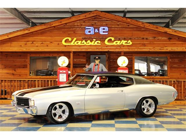 1972 Chevrolet Chevelle (CC-1464891) for sale in New Braunfels , Texas