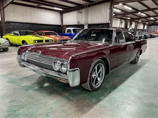 1963 Lincoln Continental (CC-1464918) for sale in Sherman, Texas
