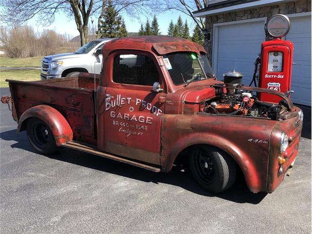 1948 Dodge Pickup (CC-1464922) for sale in Georgia , Vermont