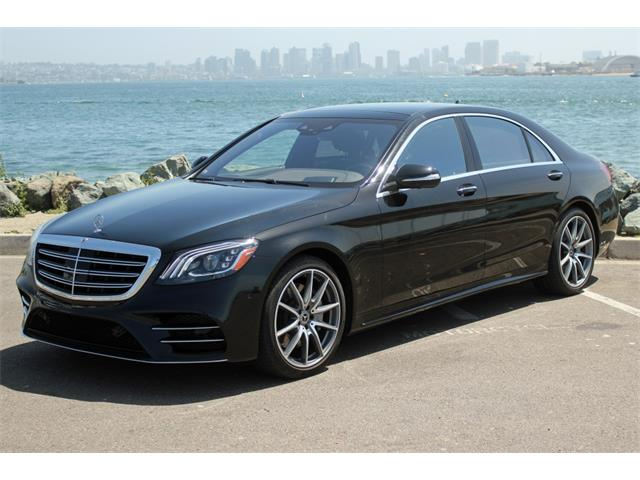 2019 Mercedes-Benz S560 (CC-1464923) for sale in SAN DIEGO, California