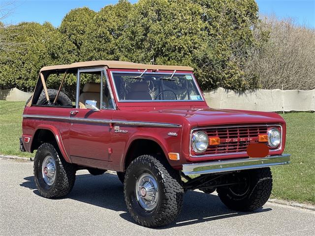 1969 Ford Bronco (CC-1464925) for sale in Southampton, New York