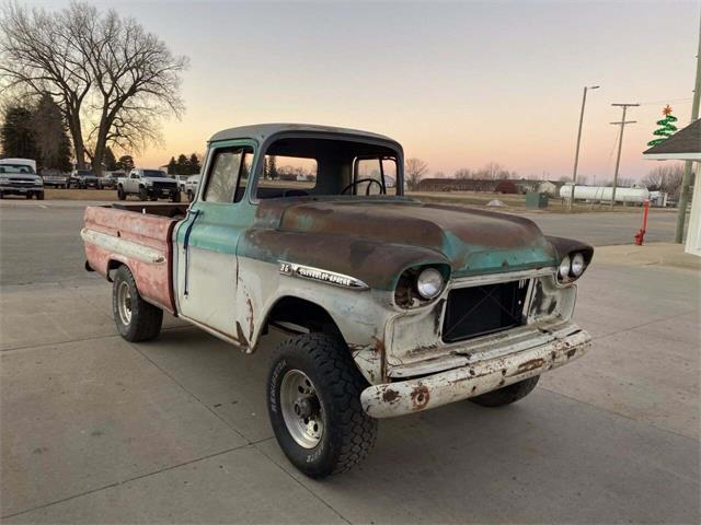 1958 Chevrolet Apache (CC-1464933) for sale in Brookings, South Dakota
