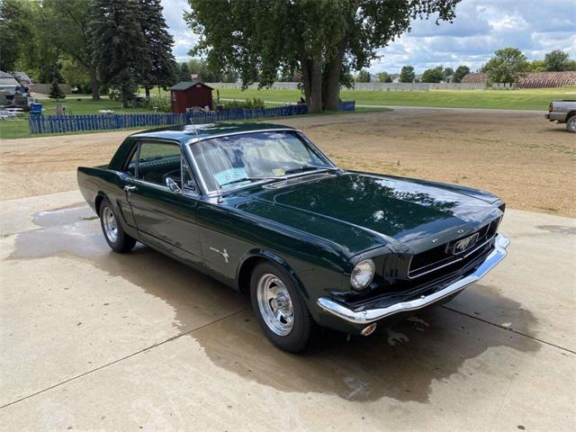 1966 Ford Mustang (CC-1464936) for sale in Brookings, South Dakota