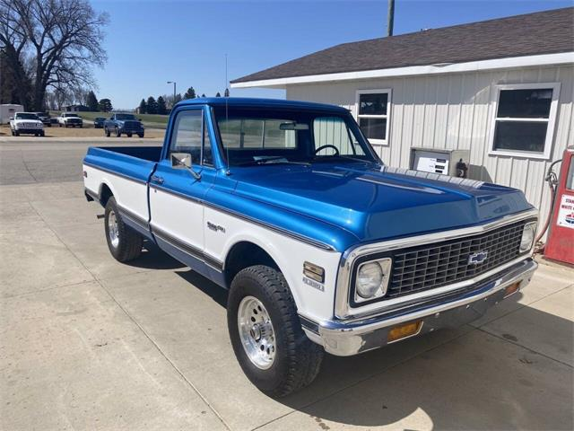 1971 Chevrolet C/K 10 (CC-1464941) for sale in Brookings, South Dakota