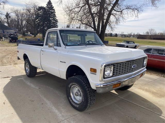 1972 Chevrolet C/K 10 (CC-1464946) for sale in Brookings, South Dakota