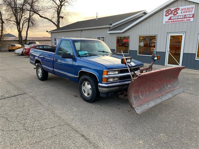 1997 Chevrolet C/K 1500 (CC-1464947) for sale in Brookings, South Dakota