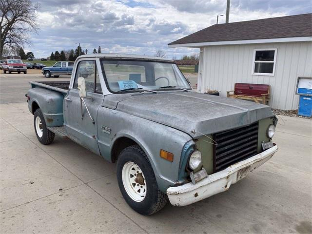 1969 Chevrolet C/K 20 (CC-1464953) for sale in Brookings, South Dakota