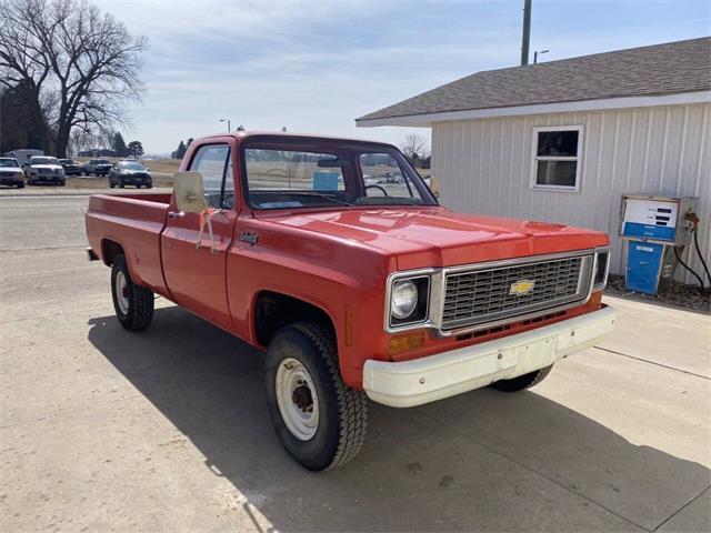 1974 Chevrolet C/K 20 (CC-1464956) for sale in Brookings, South Dakota