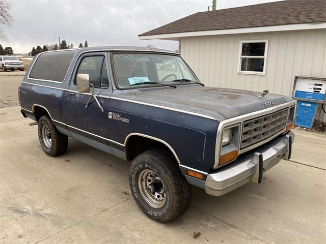 1984 Dodge Ramcharger (CC-1464960) for sale in Brookings, South Dakota