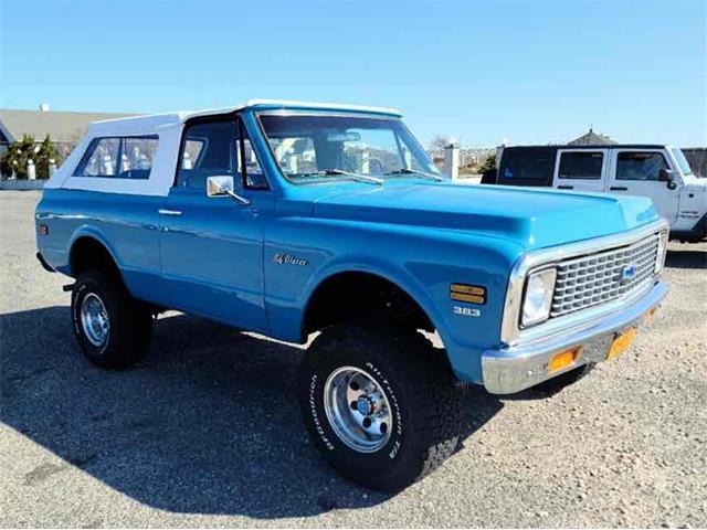 1971 Chevrolet K5 Blazer (CC-1464980) for sale in Sayville, New York