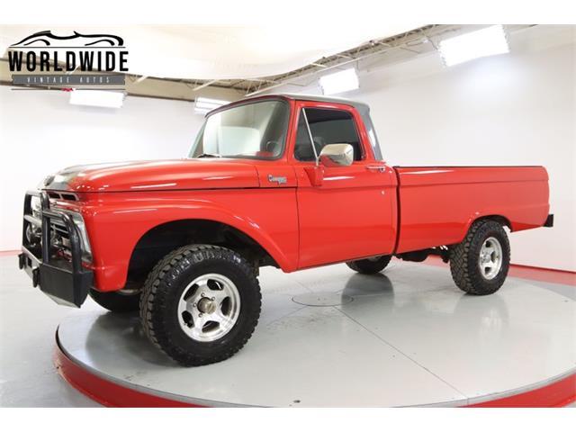 1962 Ford Pickup (CC-1464995) for sale in Denver , Colorado