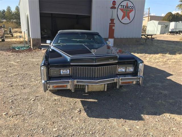 1976 Cadillac Eldorado (CC-1460005) for sale in Cadillac, Michigan