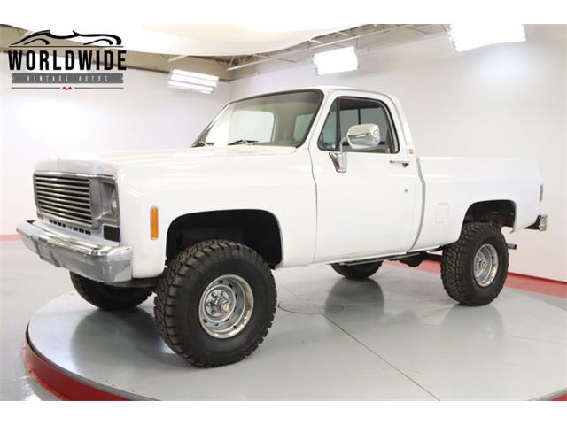 1978 GMC K1500 (CC-1465007) for sale in Denver , Colorado