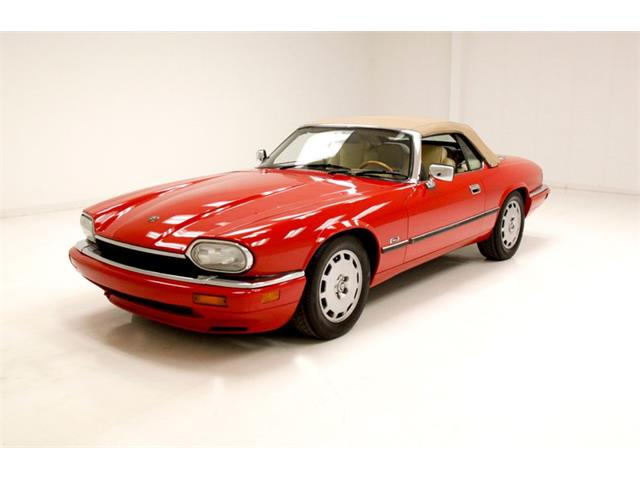 1996 Jaguar XJS (CC-1465015) for sale in Morgantown, Pennsylvania