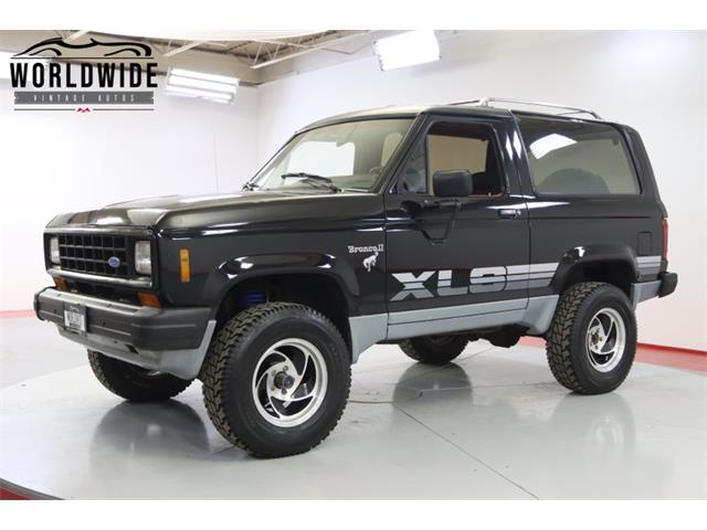 1984 Ford Bronco (CC-1465017) for sale in Denver , Colorado