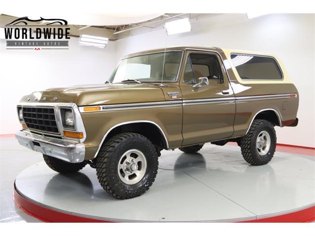 1979 Ford Bronco (CC-1465023) for sale in Denver , Colorado
