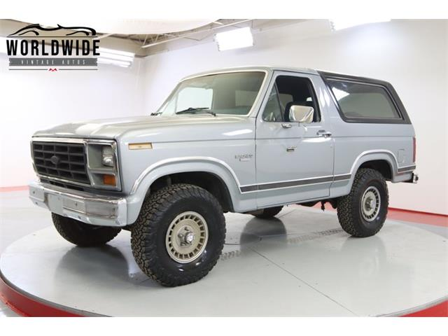 1984 Ford Bronco (CC-1465024) for sale in Denver , Colorado