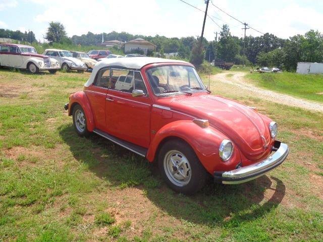 1979 Volkswagen Beetle (CC-1465033) for sale in Greensboro, North Carolina