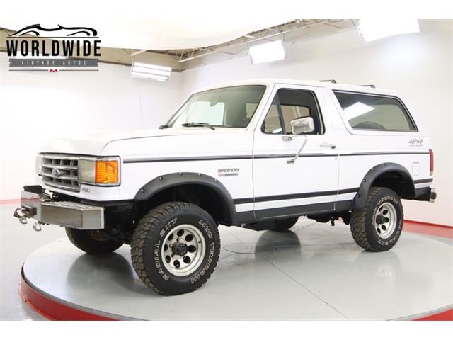 1988 Ford Bronco (CC-1465035) for sale in Denver , Colorado