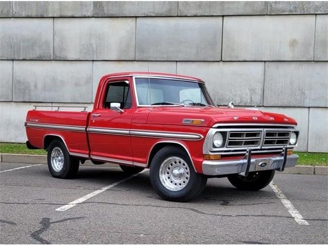 1972 Ford F100 (CC-1465038) for sale in Greensboro, North Carolina