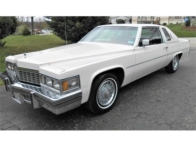 1977 Cadillac Coupe (CC-1465039) for sale in Greensboro, North Carolina