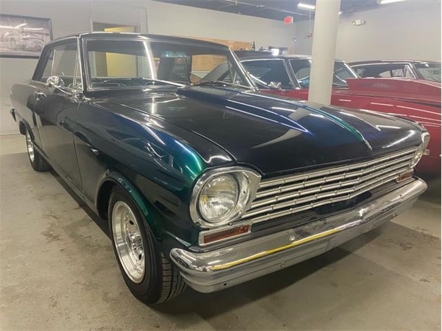 1963 Chevrolet Nova (CC-1465040) for sale in Greensboro, North Carolina