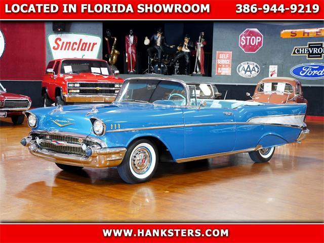 1957 Chevrolet Bel Air (CC-1465056) for sale in Homer City, Pennsylvania