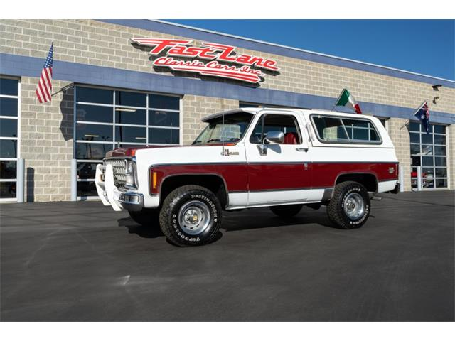 1980 Chevrolet Blazer (CC-1465057) for sale in St. Charles, Missouri