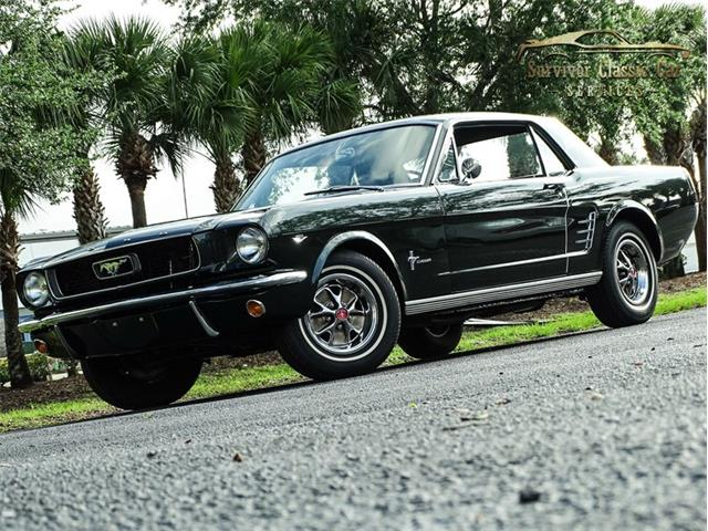 1966 Ford Mustang (CC-1465061) for sale in Palmetto, Florida