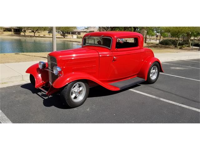 1932 Ford 3-Window Coupe (CC-1465075) for sale in Maricopa, Arizona