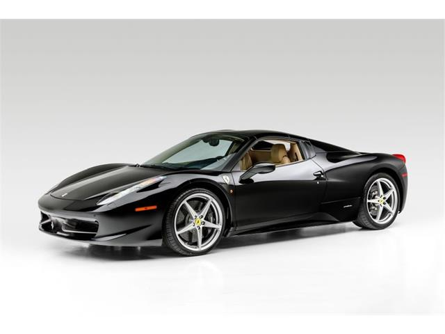 2012 Ferrari 458 (CC-1465076) for sale in Costa Mesa, California
