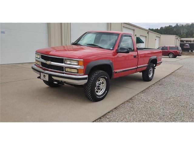 2000 Chevrolet K-2500 (CC-1465077) for sale in Hot Springs Vil, Arkansas