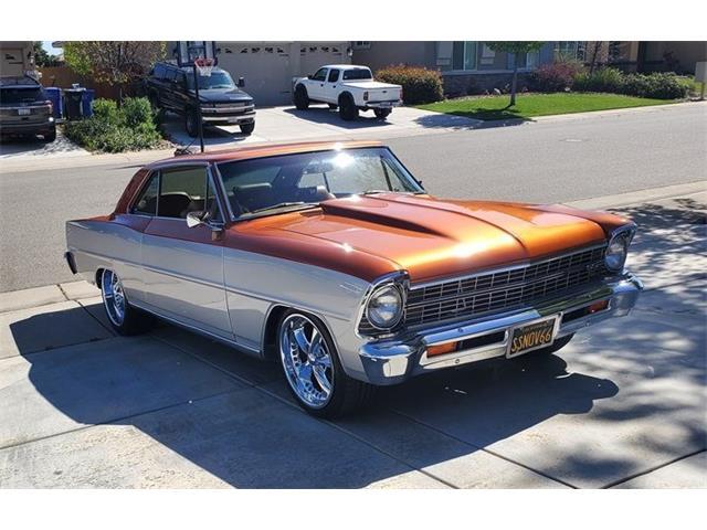 1966 Chevrolet Nova SS (CC-1465078) for sale in Galt, California