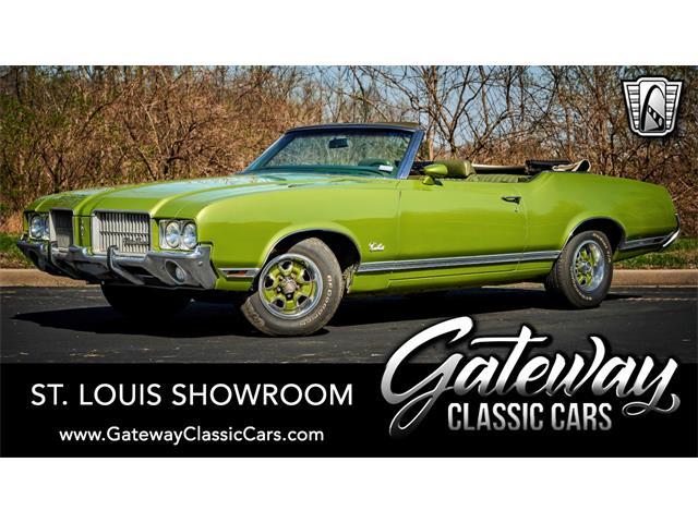 1971 Oldsmobile Cutlass (CC-1460508) for sale in O'Fallon, Illinois